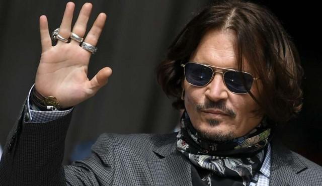 """Depp apelará sentencia que ya le costó quedar fuera de """"Animales fantásticos"""""""