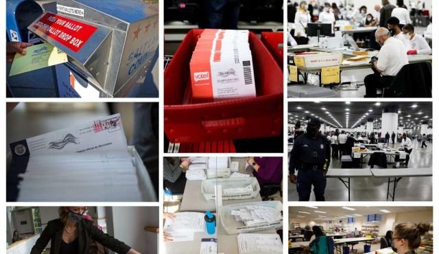 """Autoridades electorales de EEUU dicen que """"no hay evidencia"""" de votos perdidos o cambiados"""