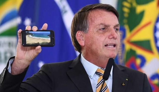 Bolsonaro se distancia de derrotas de aliados en las municipales brasileñas