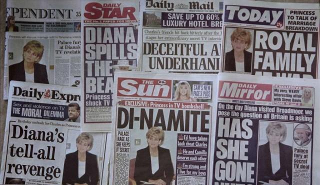 La BBC lanza una investigación sobre controvertida entrevista a Lady Di