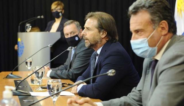 El lunes comienza la vacunación contra el covid-19 en Uruguay