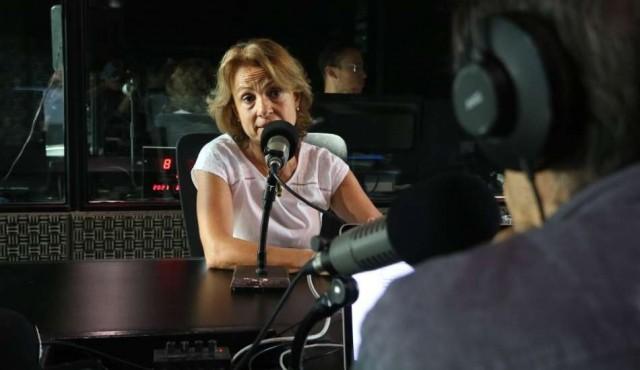 """Adriana Aristimuño: """"nos quema la inequidad en la educación"""""""