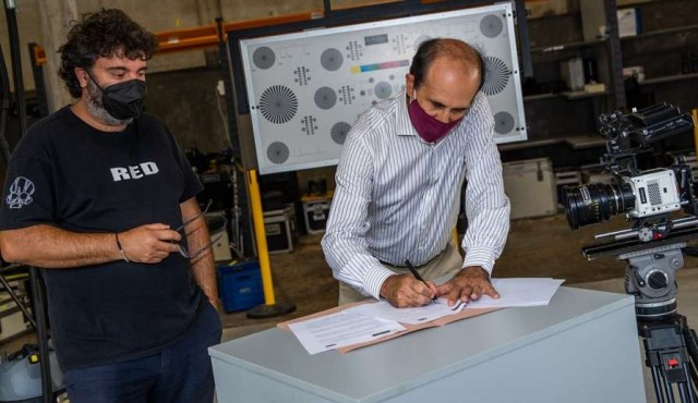 Universidad ORT Uruguay y Musitelli Films & Digital S.A. se unen para potenciar la industria audiovisual