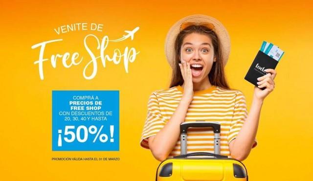 Comprar perfumes y maquillaje a precios de free shop y sin viajar ¡es posible!