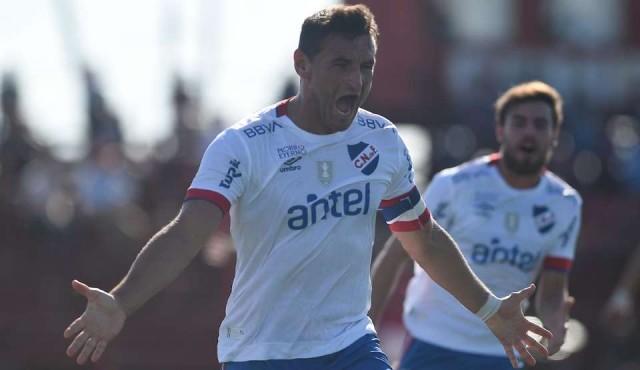 Bergessio lleva a Nacional al bicampeonato uruguayo