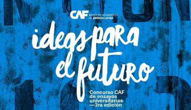 Abre la 3ª edición del concurso de ensayos universitarios Ideas Para el Futuro