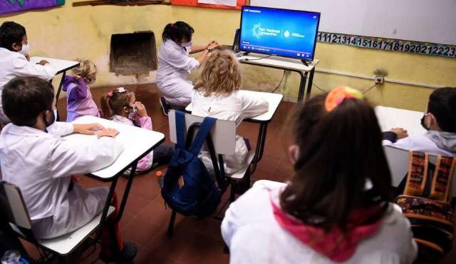 """Educación en pandemia: """"esto ha sido una crisis espantosa"""""""
