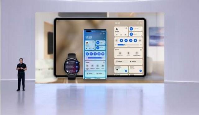 Huawei realizó el lanzamiento más importante del 2021