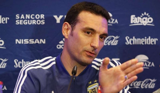 """Scaloni elogia a Uruguay, """"una de las mejores selecciones del mundo"""""""