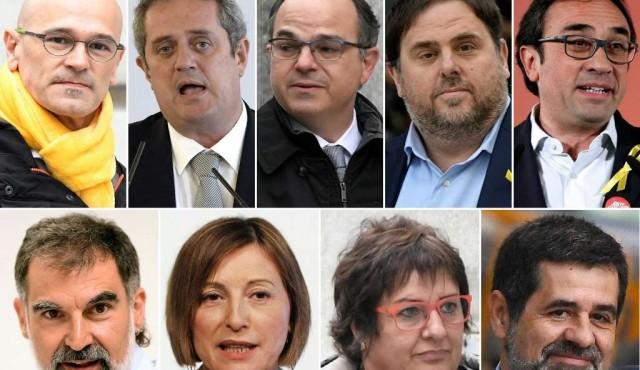 El gobierno español indulta a los líderes independentistas catalanes presos
