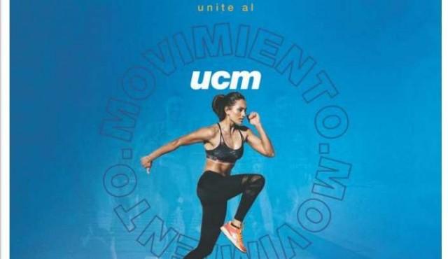 Unite al movimiento ucm,  ¡las actividades deportivas al aire libre comienzan en setiembre!