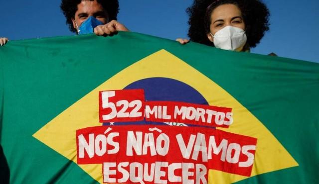 Brasil se pone al fin las pilas con la vacunación anticovid