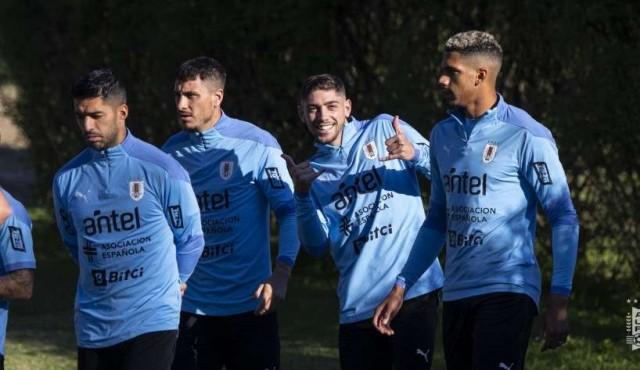 Uruguay enfrenta un partido clave ante Colombia