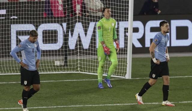 Dura derrota de Uruguay en Argentina