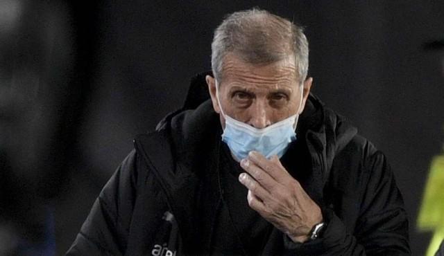 """Tabárez tras la derrota en Buenos Aires: """"Hay que cerrar los esfínteres"""""""