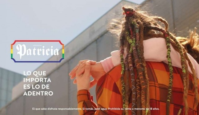 Cerveza Patricia se compromete con la comunidad LGBTIQ+ por los próximos 20 años