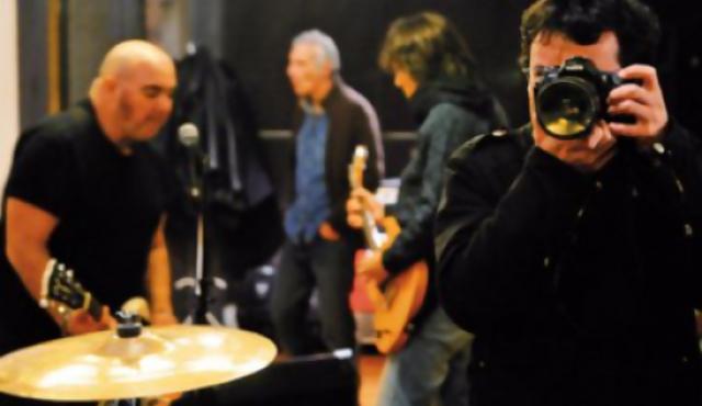 Leo Barizzoni: registrar la pasión