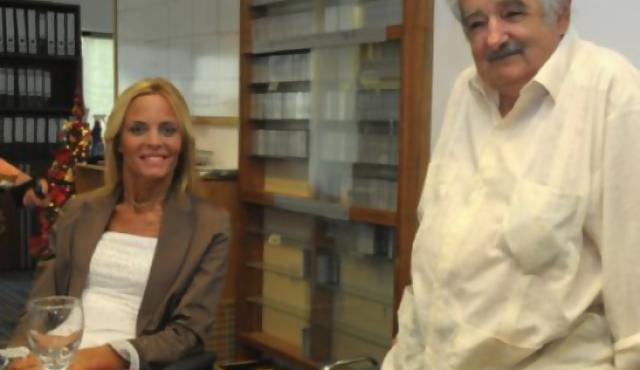 """Alejandra Forlán: vice de Unasev por """"tener ángel"""""""