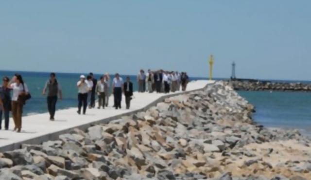 Puerto de La Paloma divide al Frente Amplio de Rocha