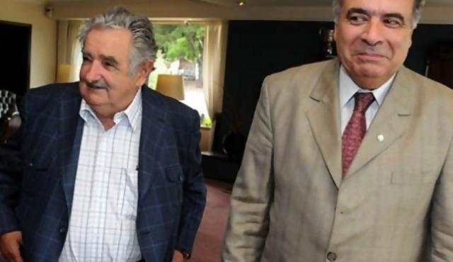 Mujica respaldó a Casal ante los grandes