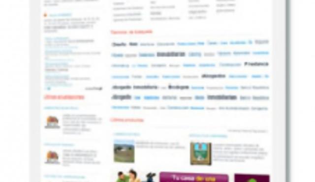 Más Buscados, el nuevo portal de empresas y servicios
