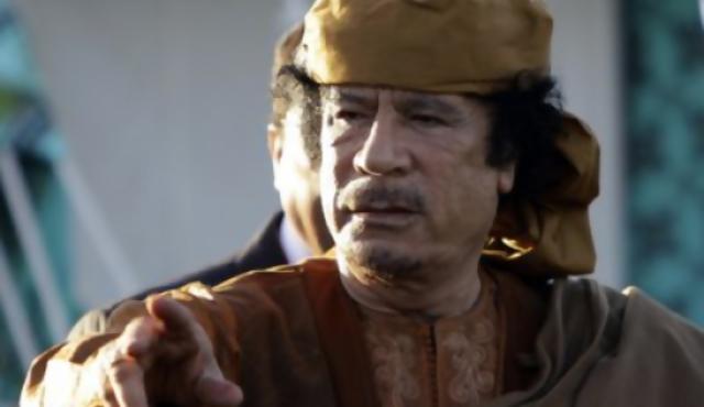 La relación de Gadafi con Bush y Blair