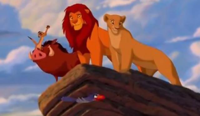 """El rey león, una historia """"simple"""" que vuelve en 3D"""