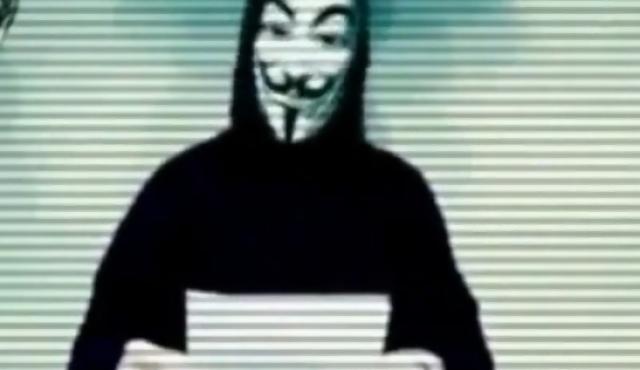 Anonymous atacaría webs del gobierno uruguayo
