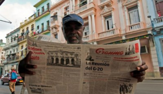 """Un viaje por Cuba con ojos """"traidores"""""""
