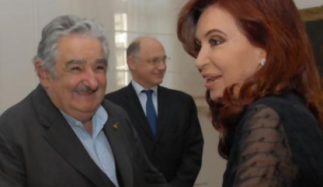 Viaje sorpresa de Mujica a Buenos Aires