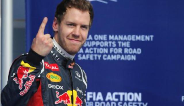 Vettel ganó en Bahréin