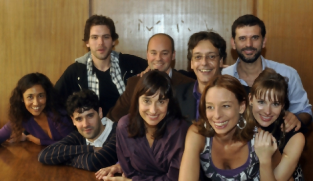 Luego de cuatro años, la Comedia Nacional recibe a nuevos actores