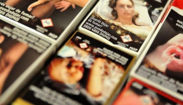 Gobierno quiere prohibir publicidad de productos del tabaco