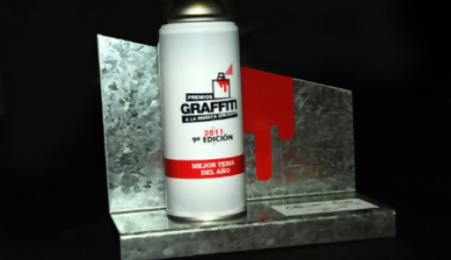 Los ganadores de los Premios Graffiti 2012