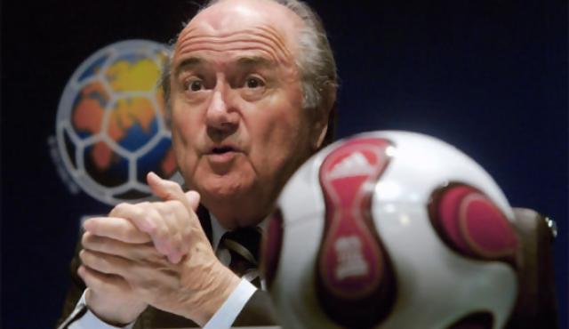 Blatter y Alemania cruzan acusaciones por soborno