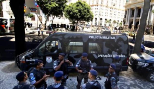 Brasil: policía federal entra en huelga