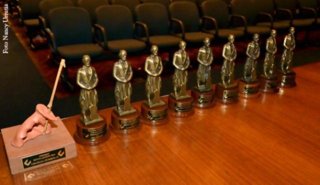 Se entregaron los Bartolomé Hidalgo 2012