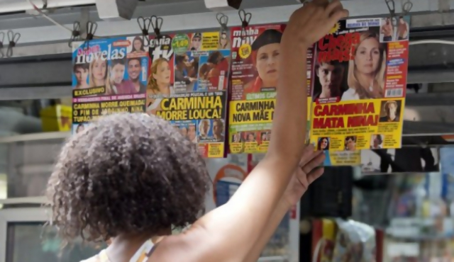 Brasil: final de novela de la Globo cambia hasta la agenda de Dilma