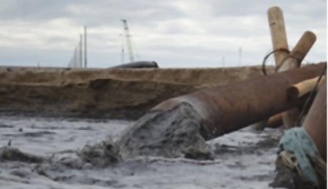 Ministerio de Transporte contaminó arenas en La Paloma