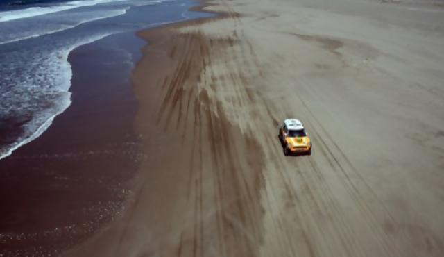 Arqueólogos y ambientalistas luchan contra el Rally Dakar