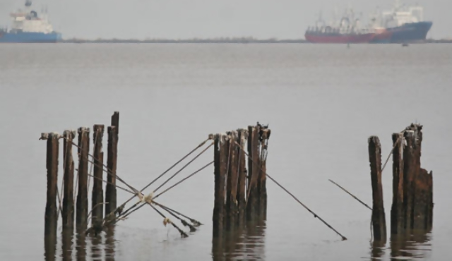 Segundo barco chino en cuarentena