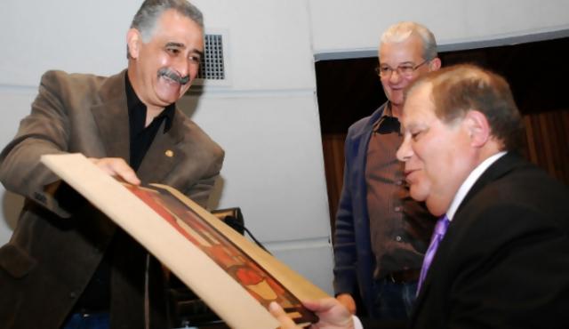 La Junta bailó al ritmo de Ernesto Negrín y Casino