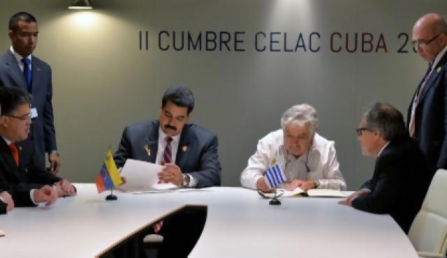 Uruguay cambiará alimentos por petróleo con Venezuela