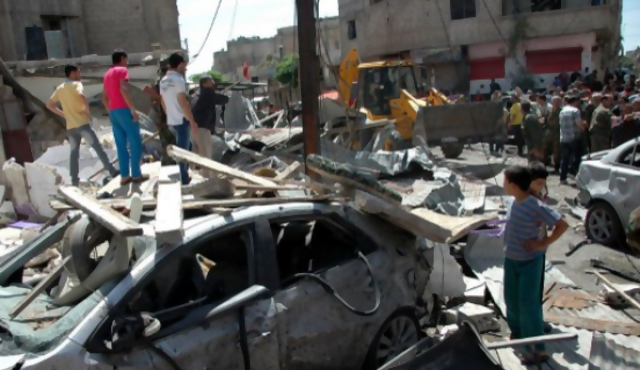 Rebeldes sirios se retirarán del bastión de Homs