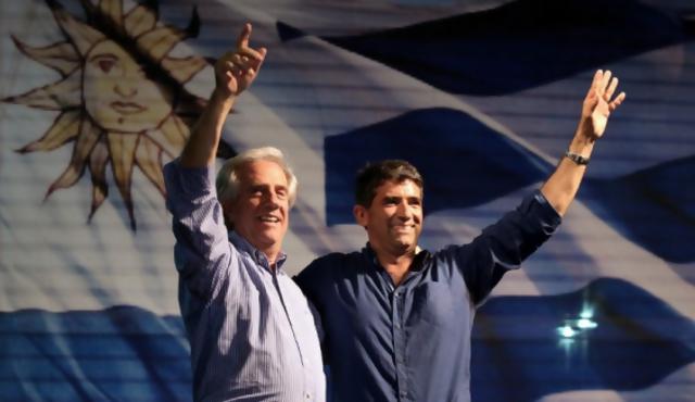 Encuestas marcan que Vázquez será electo presidente este domingo
