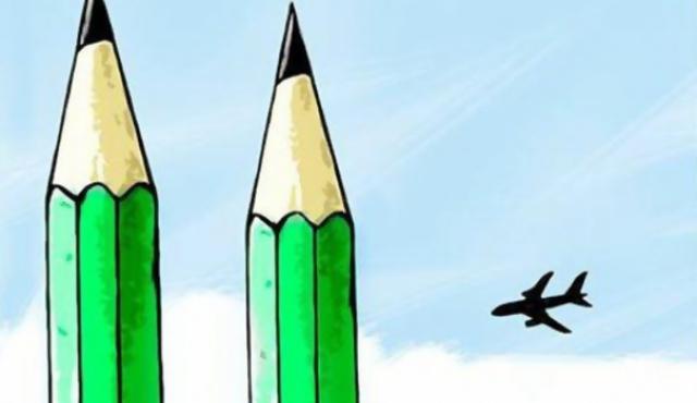 #JeSuisCharlie, el mundo llora a Charlie Hebdo