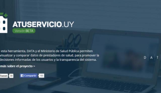 El sitio web que compara a los prestadores de salud
