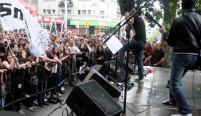 Snake, revelación uruguaya según MTV