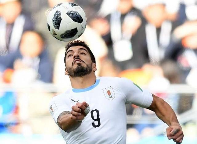 Portal 180 - Suárez llega a los 100 partidos y Uruguay busca sellar su clasificación ante Arabia