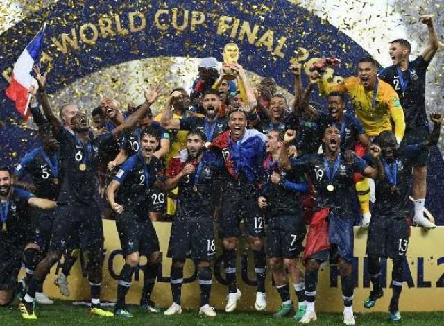 Portal 180 - Francia campeón del mundo por segunda vez
